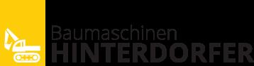 Baumaschinen-Hinterdorfer